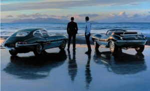 Iain Faulkner - Reunion (Signed Limited Edition Print)