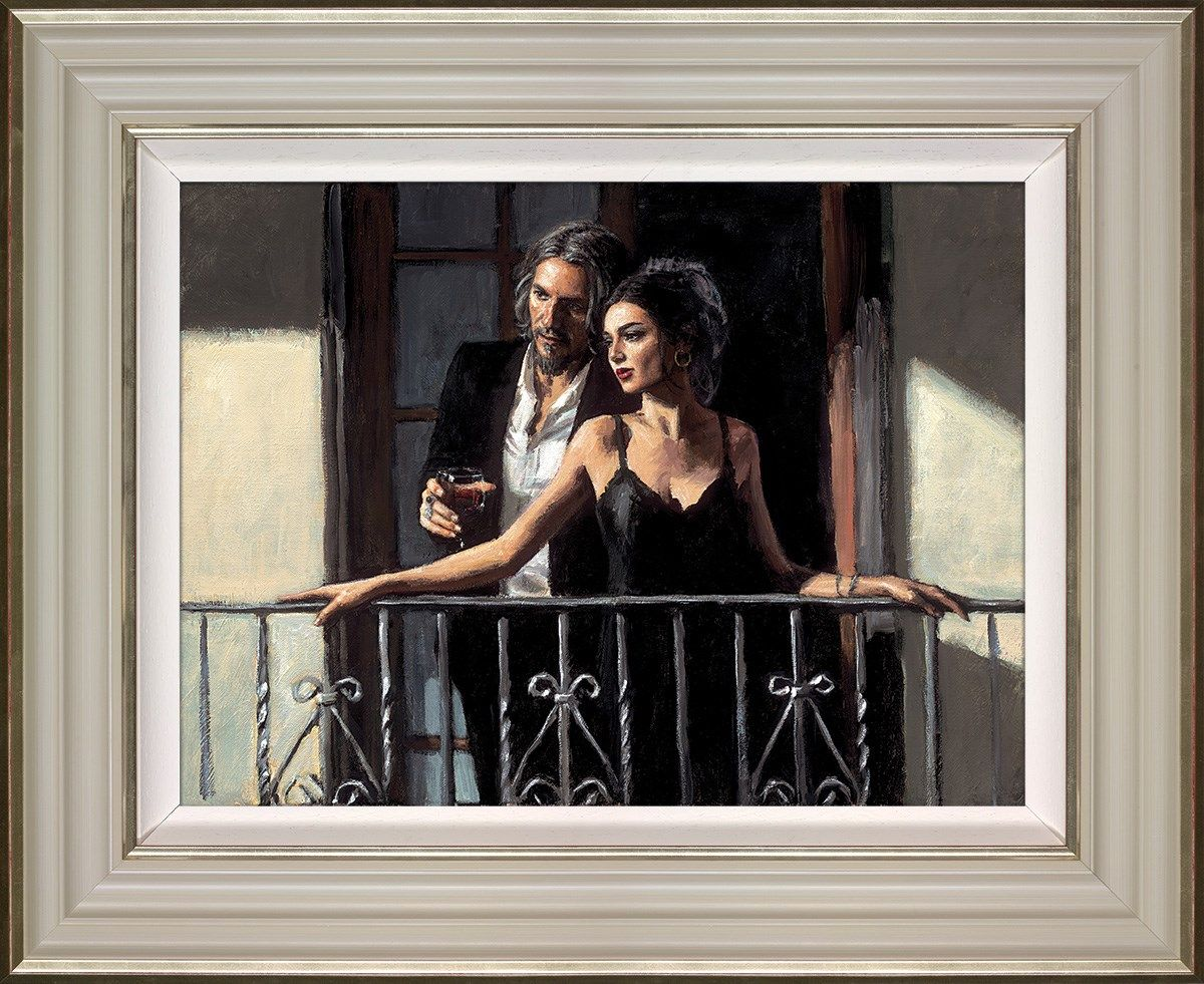 Fabian and Lucy - fabian Perez Limited Edition prints
