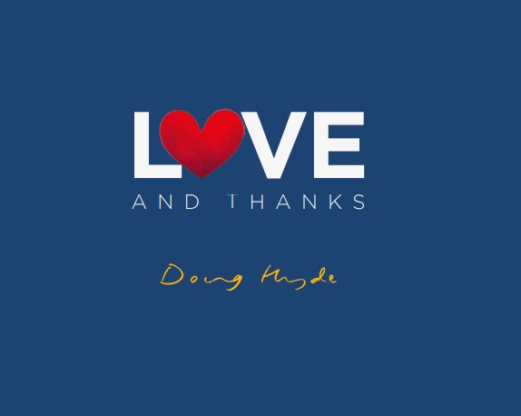 Doug Hyde - Love and Thanks - A New Release