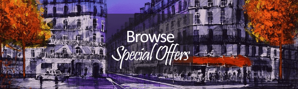 Special Offers on Art, Sculpture and Mirrors