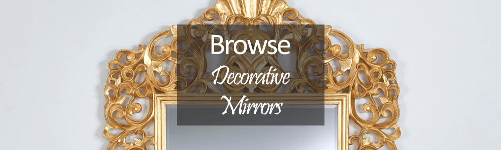 Buy Decorative Mirrors