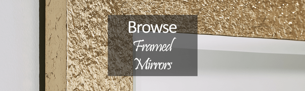 Buy Framed Wall Mirrors
