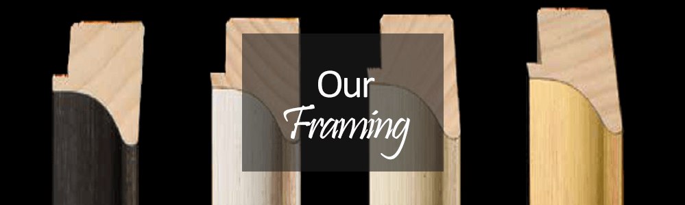 Contract & Bespoke Picture Framing Services