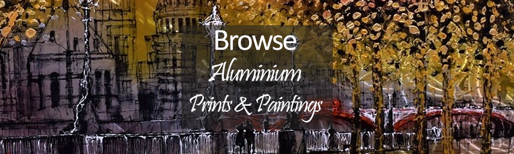 Shop By Different Medium - Aluminium Paintings