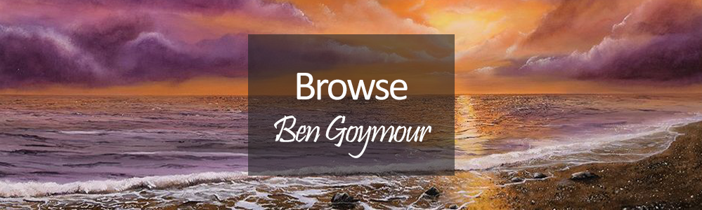 New Art Ben Goymour Original Art
