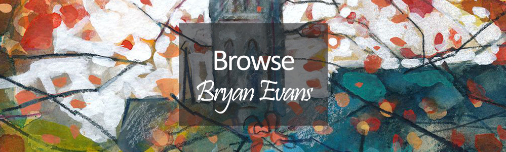 Bryan Evans Prints & Artwork - Enid Hutt Gallery