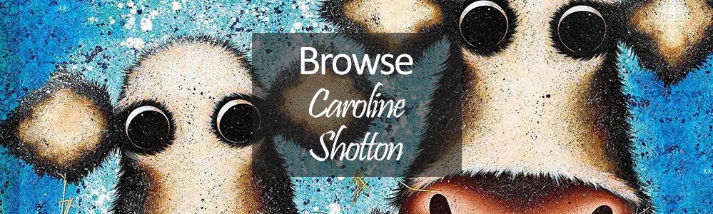 Caroline Gardner greetings cards
