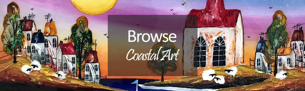 Shop By Different Subject - Coastal Art
