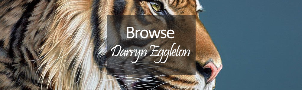 Darryn Eggleton Wildlife Art