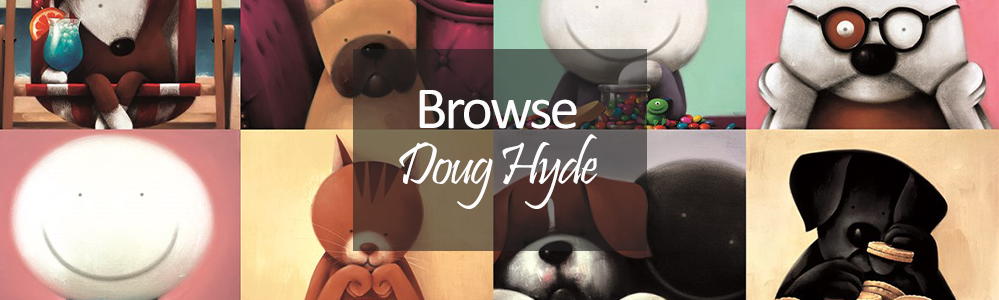 Doug Hyde Limited Edition Prints