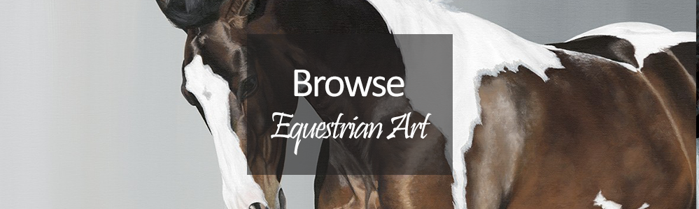 Shop By Different Subject - Horse and Equestrian Art, Paintings and Prints