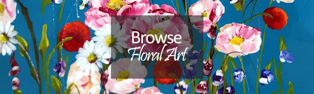 Shop By Different Subject - Floral and Flower Art