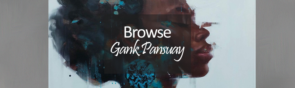 Original Paintings and Art Prints by Gank Pansuay