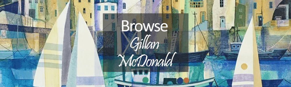 Gillian McDonald Art