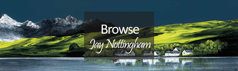 Jay Nottingham Prints & Original Paintings