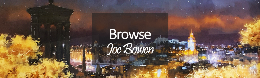 Joe Bowen Original Artwork and Paintings