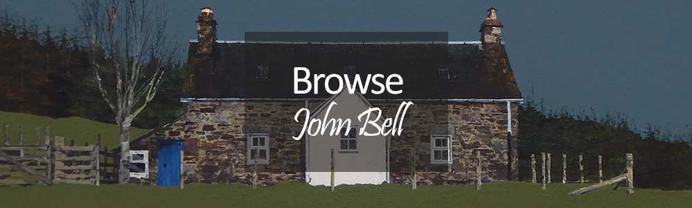 New Art John Bell Prints & Original Paintings