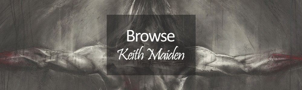 Keith Maiden Art