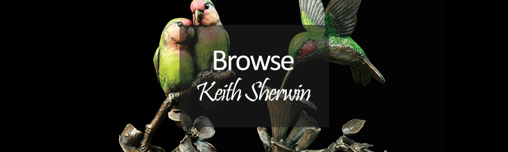 New Keith Sherwin Sculptures