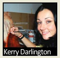 Kerry Darlington Art