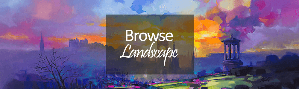 Shop By Different Subject - Landscape Paintings and Prints