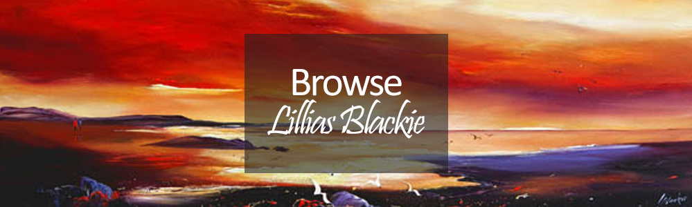 Lillias Blackie Printsd and Original Artwork and Paintings