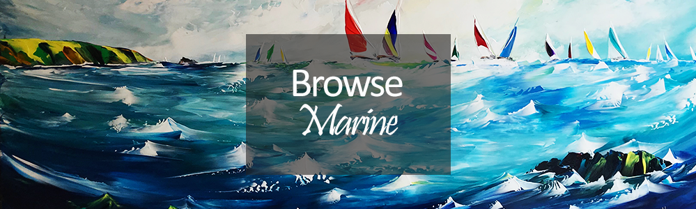 Shop By Different Subject - Marine Paintings and Prints