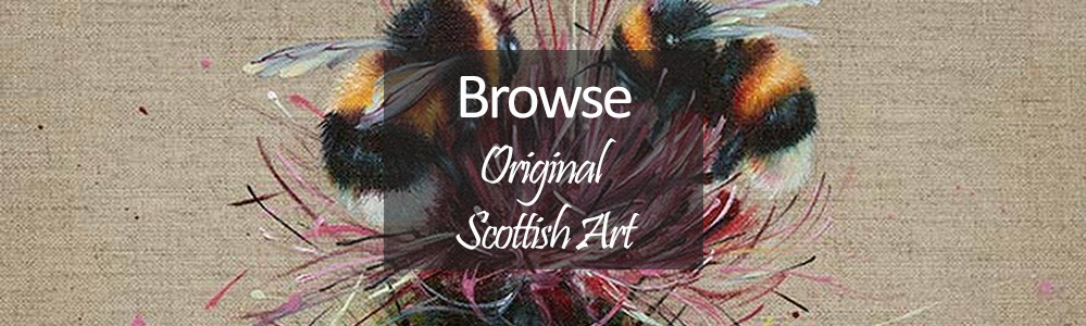 Original Scottish Art - Georgina McMaster