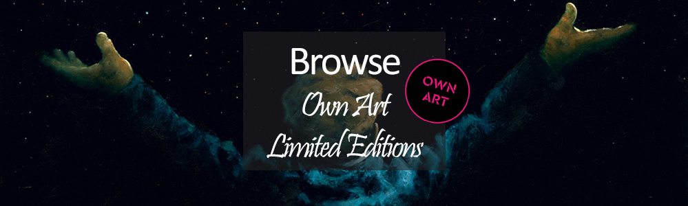 OwnArt Limited Edition Prints