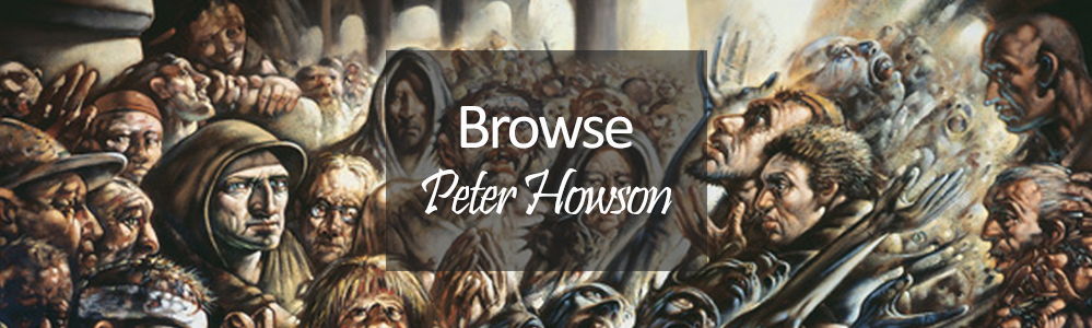Peter Howson Prints