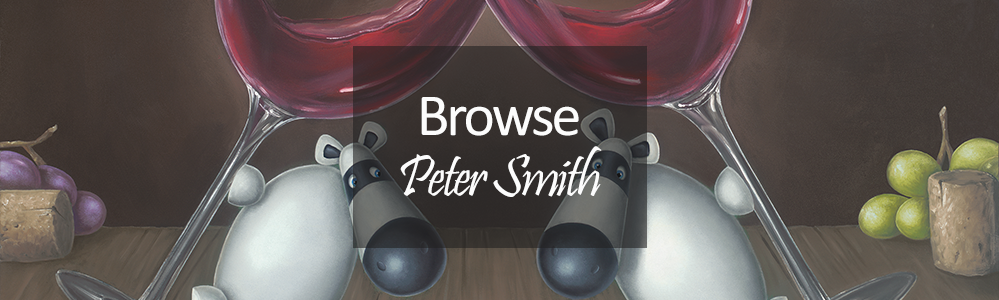 Peter Smith Limited Edition Art
