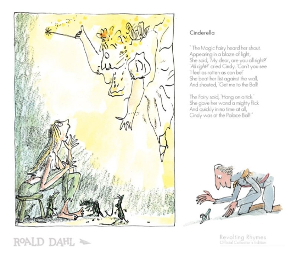 Roald Dahls Revolting Rhymes