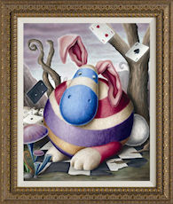 Lost Impossimals - Fat Floppy Fluff - The Giant Lagomorph - Peter Smith