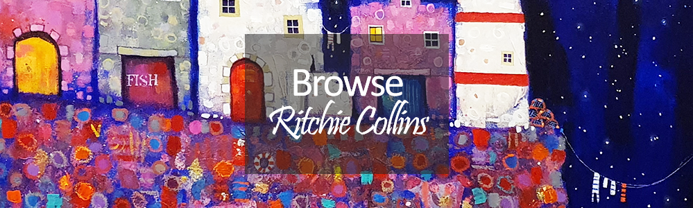 Ritchie Collins Original Artwork and Paintings