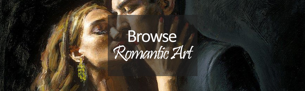 Romantic limited edition prints and Originals
