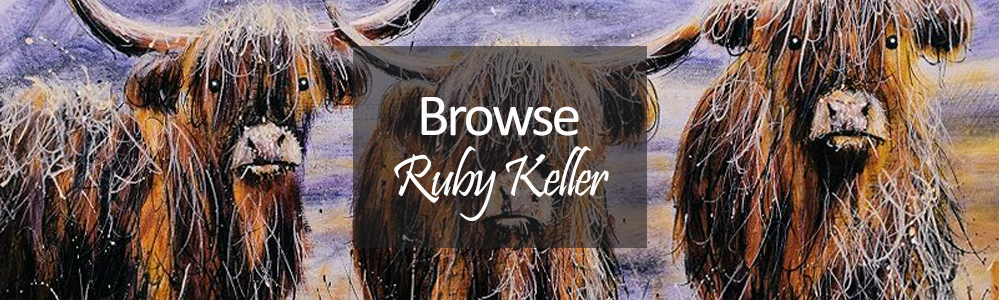 Ruby Keller Original Art Paintings