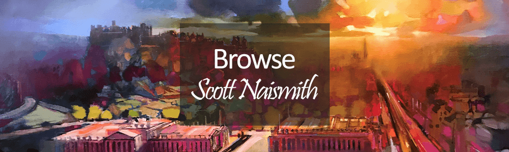 Scott Naismith Original Art & Limited Edition Prints