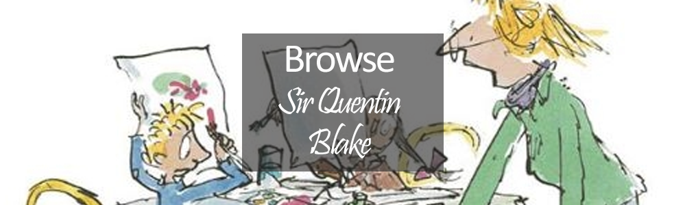 Sir Quentin Blake Prints