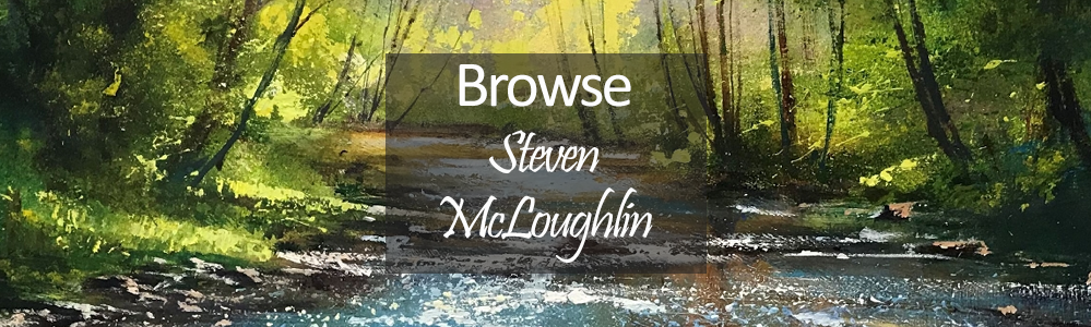 New Steven McLoughin Art