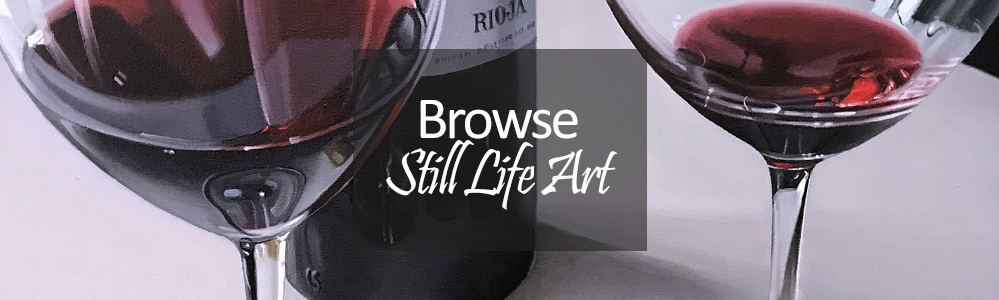 Still Life limited edition prints and Originals