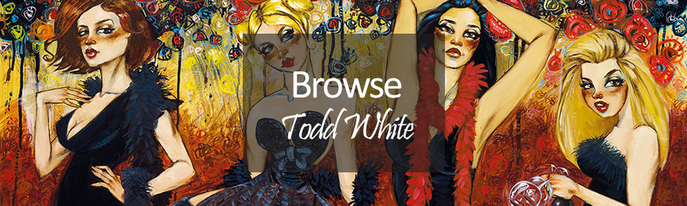 Todd White Art - Limited Edition Prints and Original Paintings