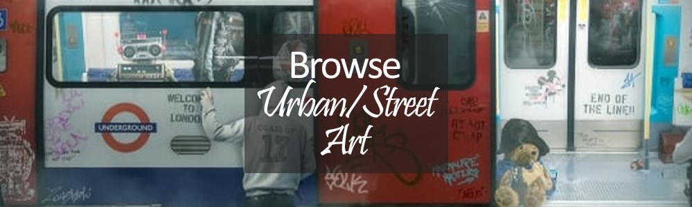 Urban and Street limited edition prints and Originals