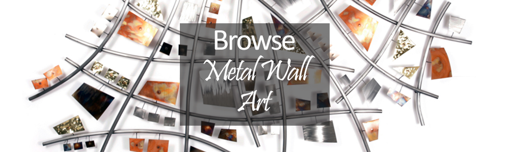 Metal Wall Art Scupture