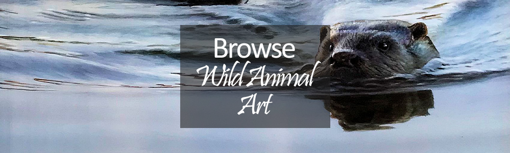 Wild Animals limited edition prints and Originals